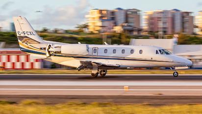 C-FCXL - Private Cessna 560XL Citation Excel