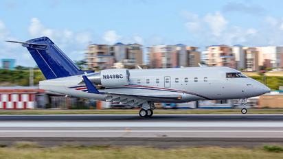 N949BC - STAjets Canadair CL-600 Challenger 601