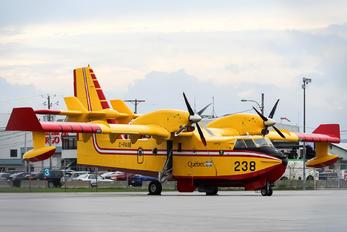 C-FASE - Service Aerien Gouvernemental (SAG) Canadair CL-415 (all marks)