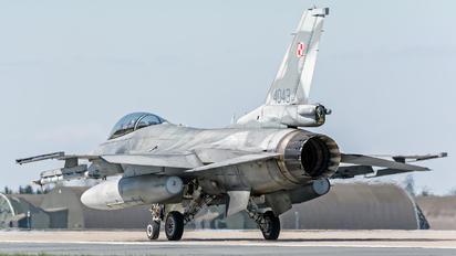 4043 - Poland - Air Force Lockheed Martin F-16C block 52+ Jastrząb