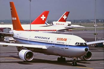 YV-160C - Viasa Airbus A300