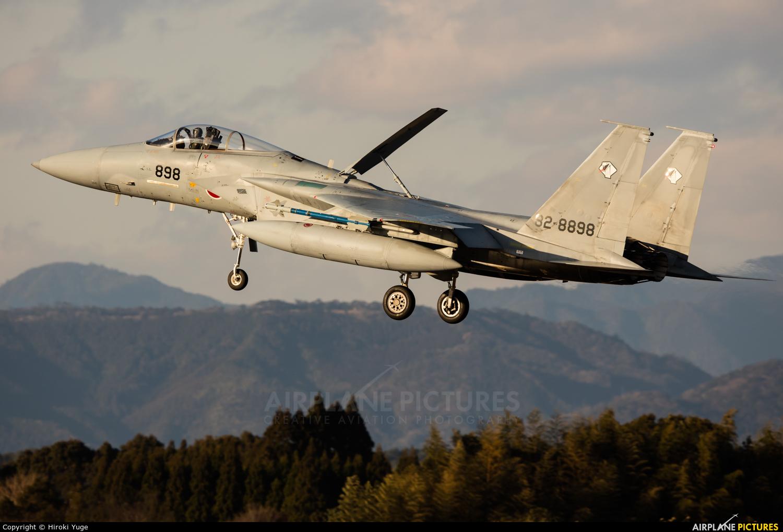 Japan - Air Self Defence Force 82-8898 aircraft at Nyutabaru AB