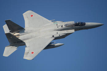 22-8938 - Japan - Air Self Defence Force Mitsubishi F-15J