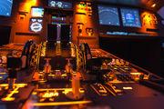 - - Simulator Airbus A320 aircraft