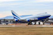 VP-BLK - Las Vegas Sands Boeing 747SP aircraft