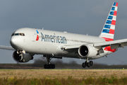 N342AN - American Airlines Boeing 767-300ER aircraft