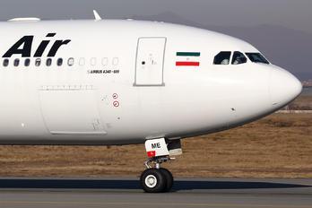 EP-MME - Mann Air Airbus A340-600