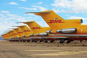 N745DH - DHL Cargo Boeing 727-200F (Adv)
