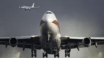 - - Kalitta Air Boeing 747-400F, ERF aircraft