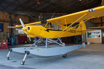 I-GEGE - Private Piper L-18 Super Cub