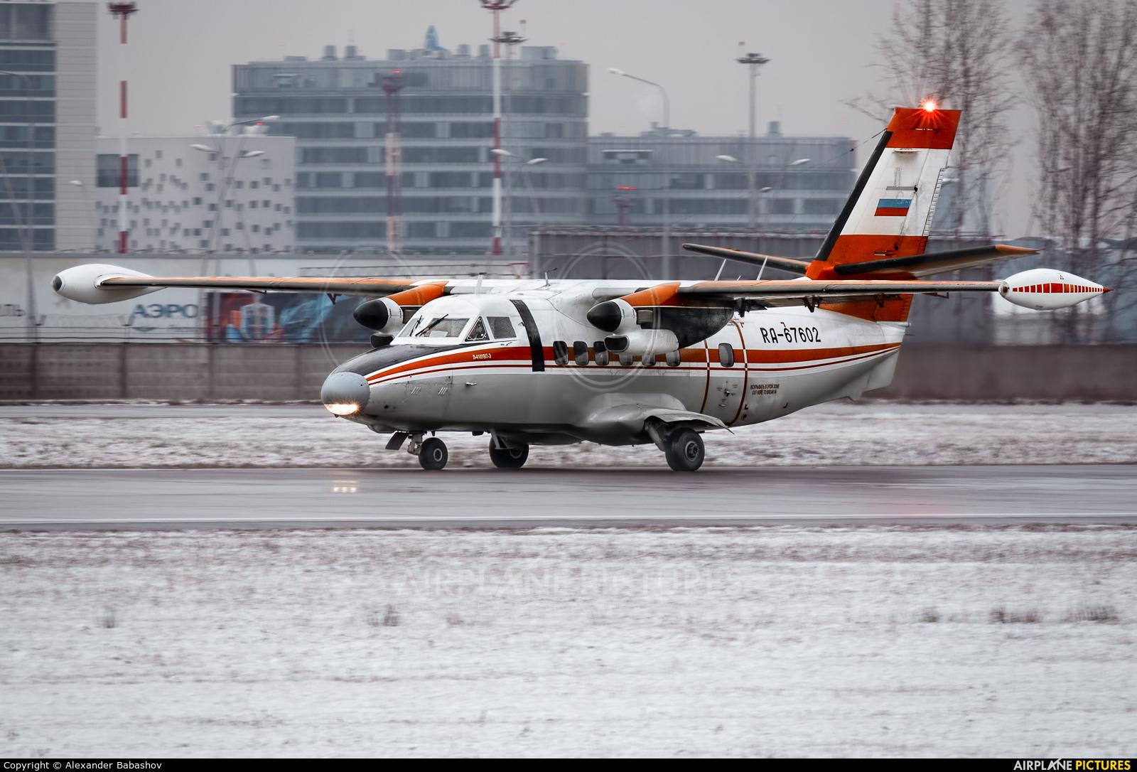 L-410UVP-E RA-67602