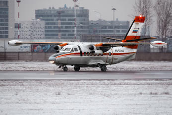 RA-67602 - 2nd Arkhangelsk Aviation Enterprise LET L-410UVP-E Turbolet