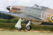 G-CHTK - Private Hawker Hurricane Mk.I (all models) aircraft