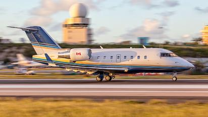 C-GRPF - Private Canadair CL-600 Challenger 601