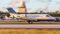C-GRPF - Private Canadair CL-600 Challenger 601 aircraft
