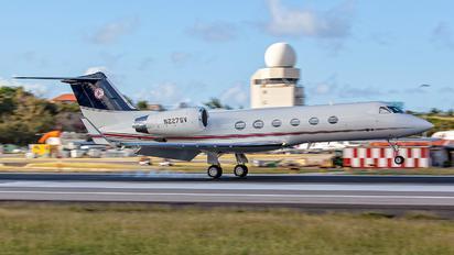 N227SV - Assembly Pointe Aviation Gulfstream Aerospace G-IV,  G-IV-SP, G-IV-X, G300, G350, G400, G450
