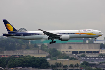 A6-JAD - Jet Airways Boeing 777-300ER