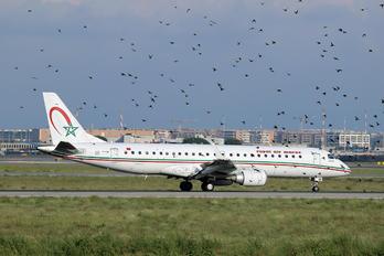 CN-RGP - Royal Air Maroc Embraer ERJ-190 (190-100)
