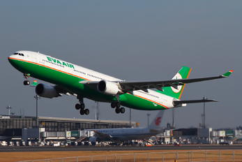 B-16336 - Eva Air Airbus A330-300
