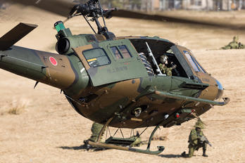 41864 - Japan - Ground Self Defense Force Fuji UH-1J