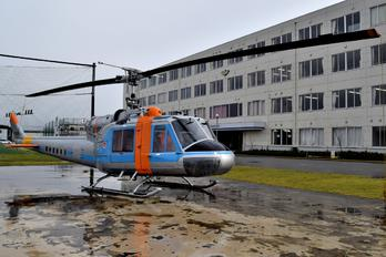 JA9111 - Japan - Police Bell 204B