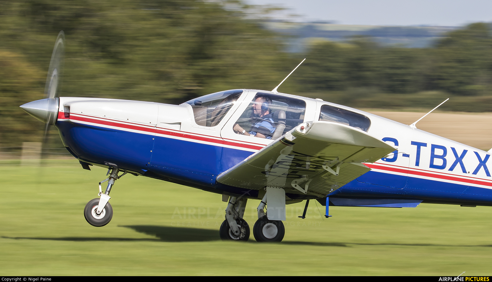 Private G-TBXX aircraft at Lashenden / Headcorn