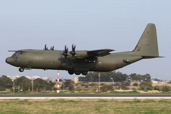 ZH867 - Royal Air Force Lockheed Hercules C.4