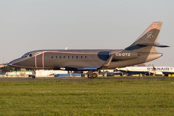 CS-DTZ - Masterjet Dassault Falcon 2000LX