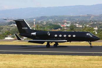 N222G - Private Gulfstream Aerospace G-III
