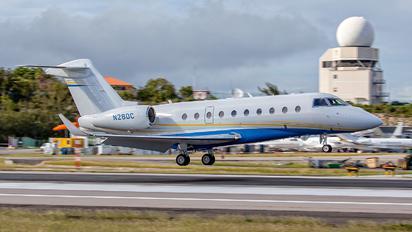 N280C - Private Gulfstream Aerospace G280
