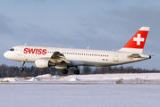 HB-IJL - Swiss Airbus A320 aircraft