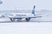 G-TCDW - Thomas Cook Airbus A321 aircraft