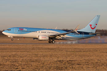 D-ATUE - TUIfly Boeing 737-800