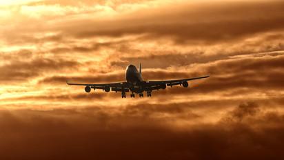 G-BNLF - British Airways Boeing 747-400