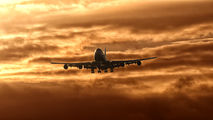 G-BNLF - British Airways Boeing 747-400 aircraft