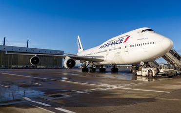 F-GITE - Air France Boeing 747-400