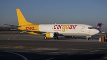 LZ-CGR - Cargo Air Boeing 737-400F aircraft