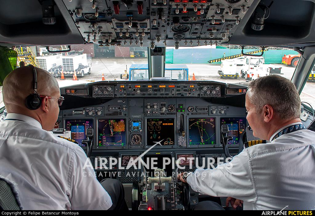 Copa Airlines Colombia HP-1374CMP aircraft at Medellin - Jose Maria Cordova Intl