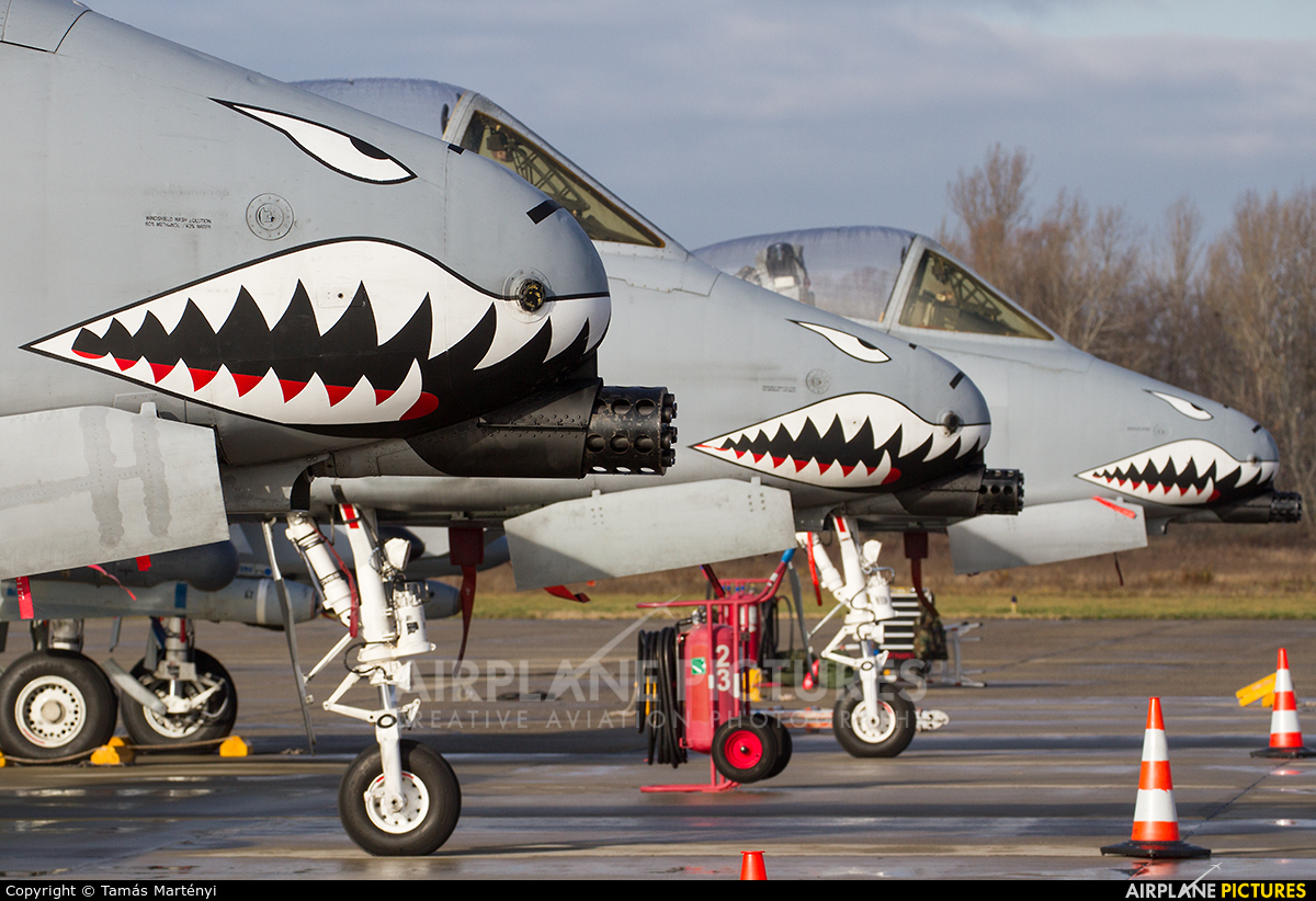 USA - Air Force 79-0216 aircraft at Papa