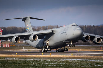 85-0007 - USA - Air Force Lockheed C-5M Super Galaxy
