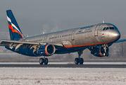 VP-BQT - Aeroflot Airbus A321 aircraft