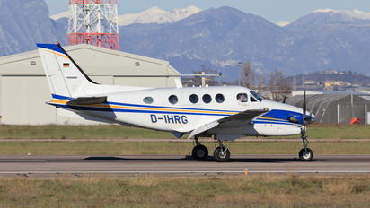 D-IHRJ - Private Beechcraft 90 King Air