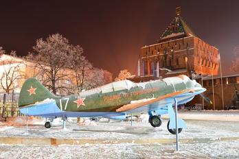 17 - Russia - Air Force Lavochkin La-9