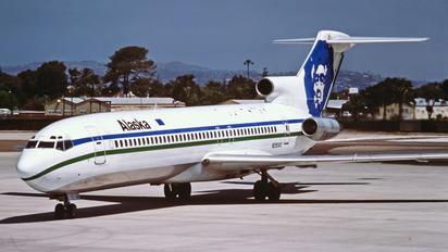 N290AS - Alaska Airlines Boeing 727-200 (Adv)