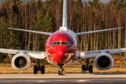 LN-NGE - Norwegian Air Shuttle Boeing 737-800 aircraft