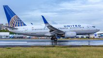 N24706 - United Airlines Boeing 737-700 aircraft