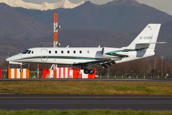 D-CHDC - Private Cessna 680 Sovereign