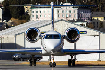 N245TT - Private Gulfstream Aerospace G-V, G-V-SP, G500, G550