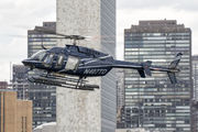 N407TD - Private Bell 407 aircraft