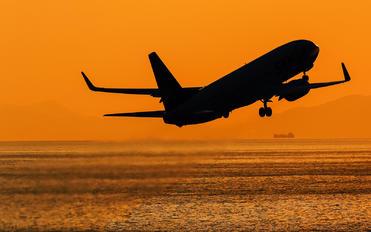 JA73NP - Skymark Airlines Boeing 737-800